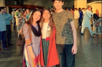 Dananeer Mobeen Brother