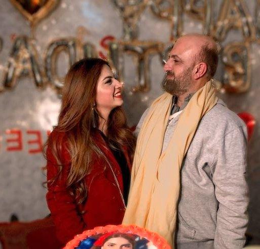 Dananeer Mobeen father