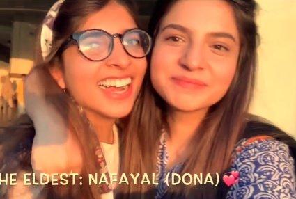 Dananeer Mobeen Sister